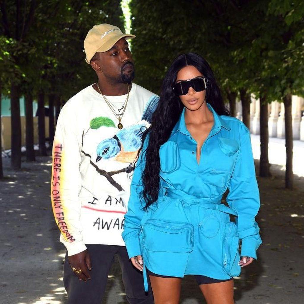 Tajirnya Kebangetan, Ini Deretan Kado Mewah Kanye untuk Kim Kardashian