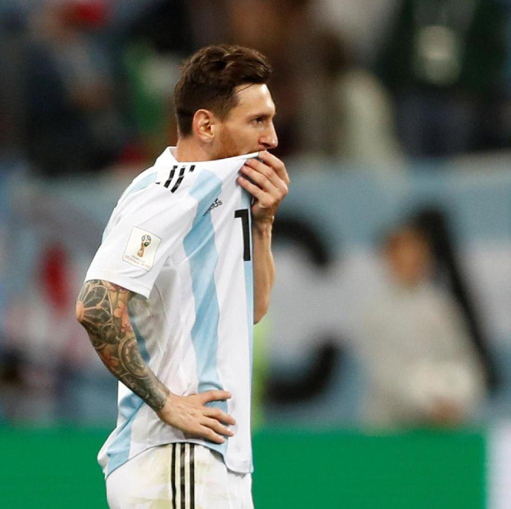 Argentina Butuh Messi Jadi Messiah, tapi Musa Pembuka Jalan Nigeria Menanti