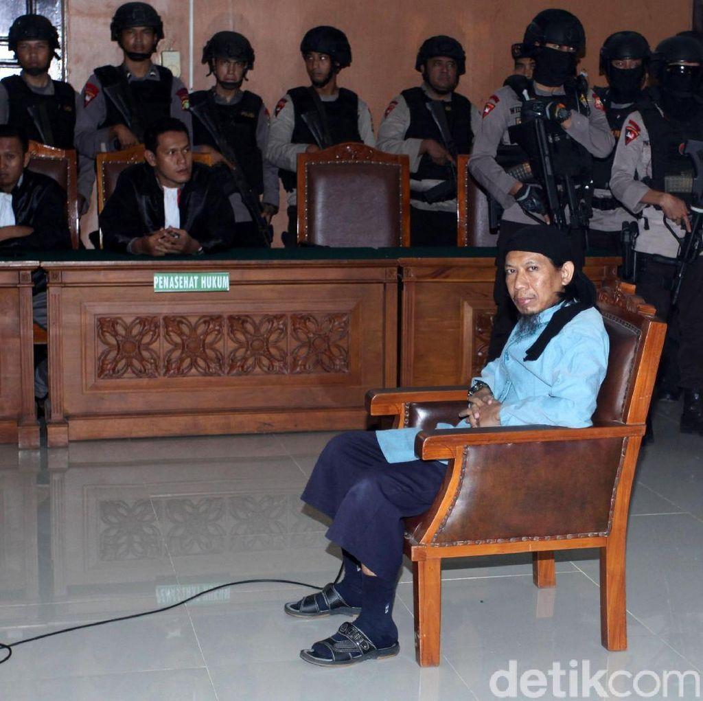 Aman Abdurrahman dan Daftar Teroris yang Dihukum Mati