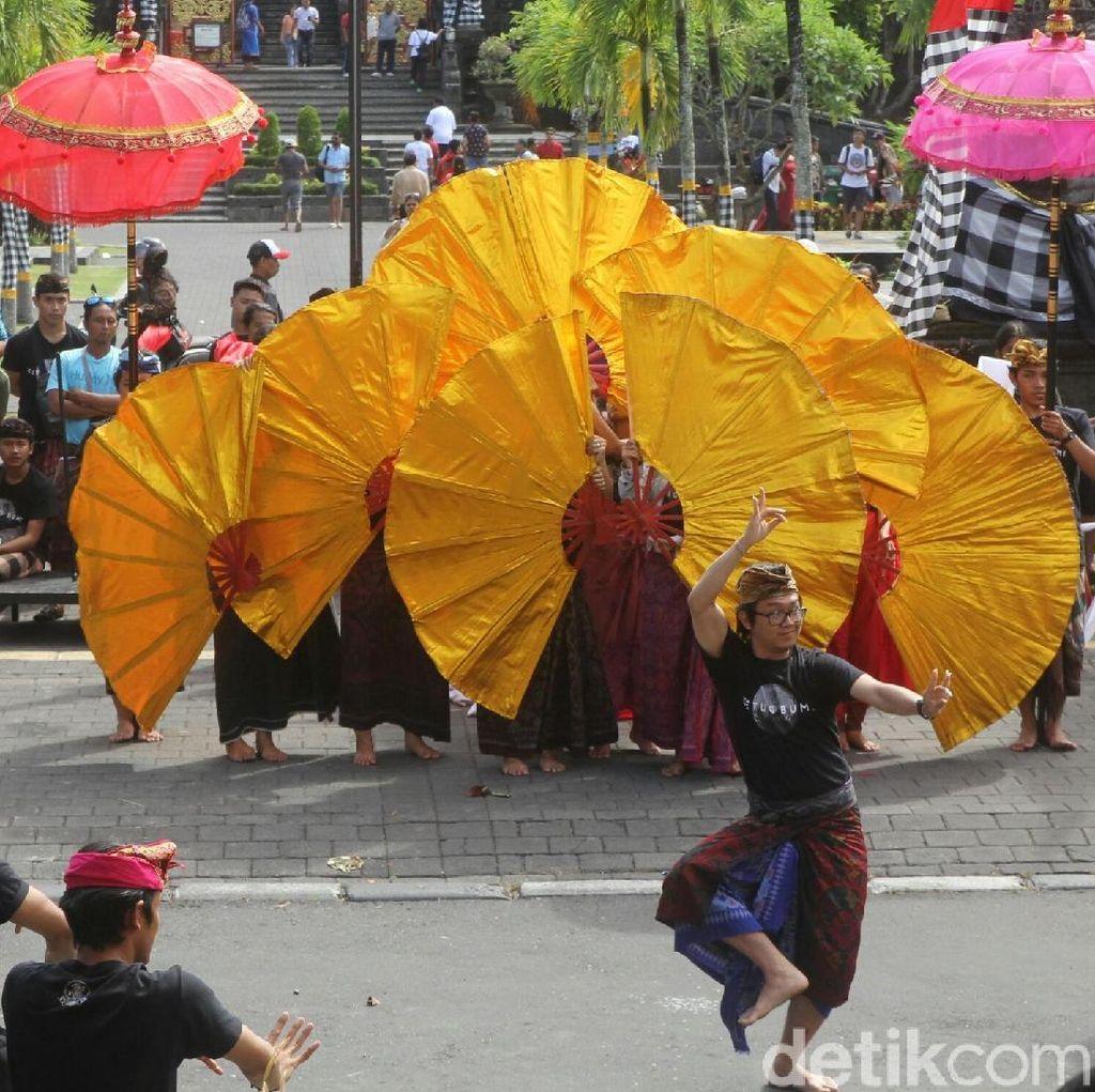 Jokowi Akan Buka Pesta Kesenian Bali Sabtu Besok