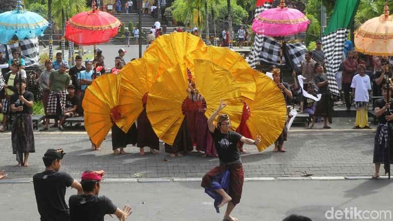 Pesta Kesenian Bali (Nandhang Astika/detikTravel)