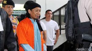 Divonis Mati, Aman Abdurrahman Resmi Tak Ajukan Banding
