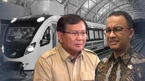 Anggaran LRT Di-mark Up?