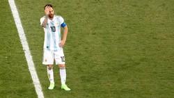 Kalau Disertai Gejala Ini, Mungkin Betul Messi Sedang Stres