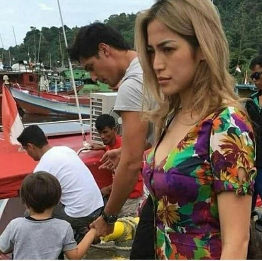 Jessica Iskandar Pacaran dengan Richard Kyle?