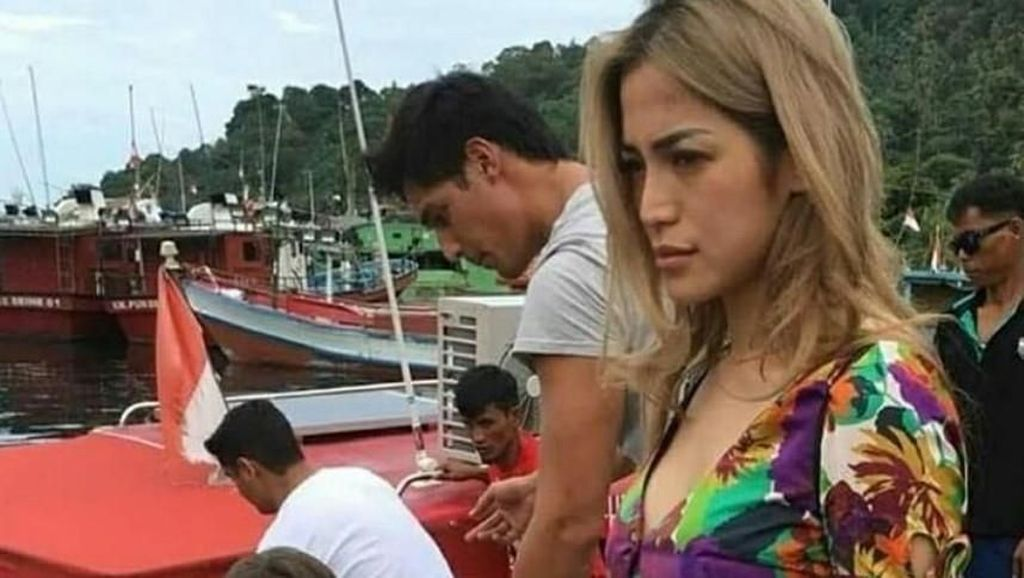 Jessica Iskandar Kini Ketahuan Olahraga Berdua Richard Kyle