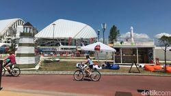 Menanti Laga-Laga di Sochi Sembari Menikmati Kehangatan dan Lembabnya