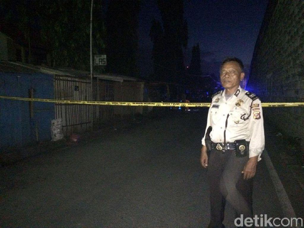 1 Terduga Teroris Ditembak di Flyover Pamanukan Subang