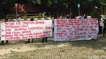 Massa FPI Datangi KPK, Minta Usut Tuntas Kasus Papa Minta Saham