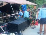 2 Tim Kopaska TNI AL Diterjunkan Cari Korban KM Sinar Bangun