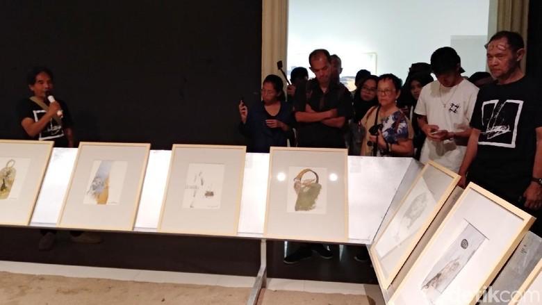 Pameran Seni 57 x 76 Ajak Pengunjung Adu Muka Bukan Adu Punggung