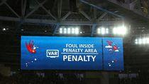 Mulai Serie A Musim Ini, VAR Bakal Tayang di Layar Besar Stadion