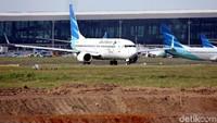 Bandara Internasional Soekarno-Hatta juga menjadi bandara terpadat di kawasan ASEAN.