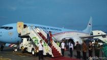 Usai ke Jatim, Jokowi Lanjutkan Kunjungan Kerja di Bali