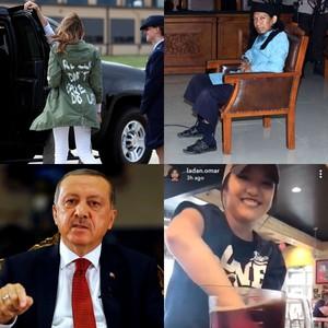 Berita Heboh: Vonis Mati Aman Abdurrahman, Geger Jaket Melania Trump