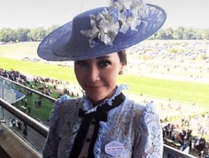 Gaya Maia Estianty saat Hadiri Royal Ascot, Mirip Bangsawan Inggris?