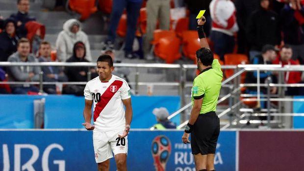 Peru sudah pasti tersingkir dari Piala Dunia 2018.