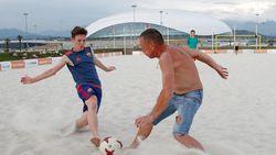 Singgah di Sochi, Kota yang Amat Sporty