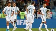 Argentina di Ujung Tanduk