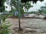 Banjir Bandang Dahsyat Terjang Banyuwangi