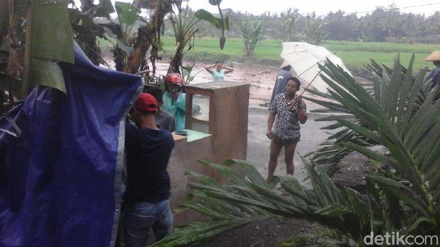 Banjir bandang rusak fasilitas warga/