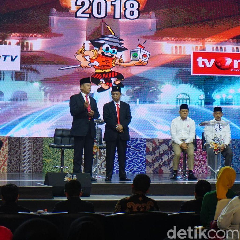 Tb Hasanuddin Kritik Panelis Soal Pancasila Bolehkan Tidak Beragama