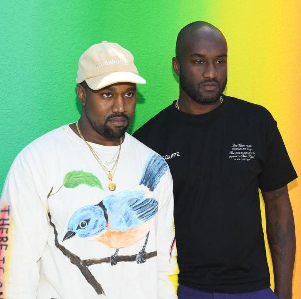 Debut Virgil Abloh Off-White di Louis Vuitton, Kanye West Menangis