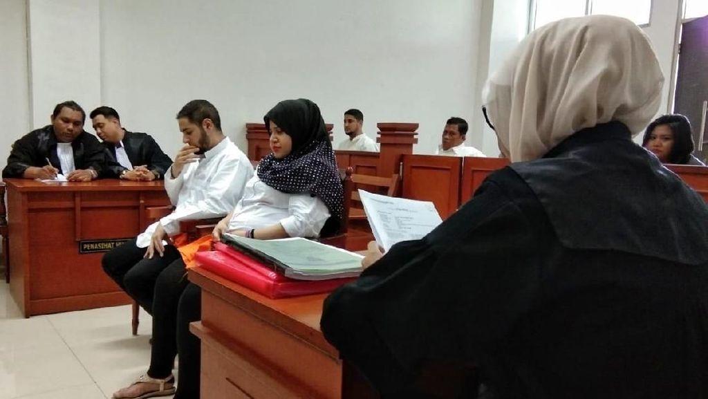Kasus Narkoba, Dhawiya Cs Bakal Terima Hukuman Berat?