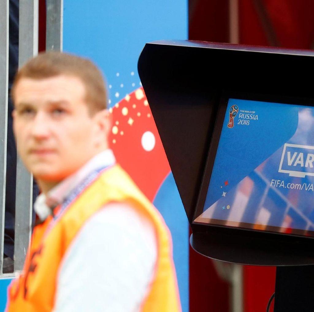 Sisi Negatif VAR yang Bisa Merusak Piala Dunia 2018