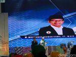 Dipuji Panelis, Ridwan Kamil Siap Bawa Program Bandung ke Jabar