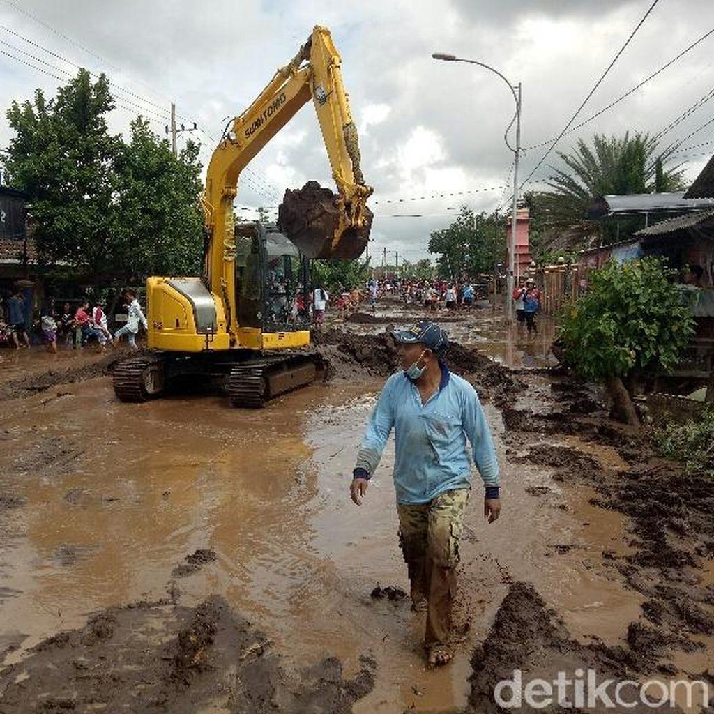 Banjir Bandang Akibatkan Akses Banyuwangi-Jember Terputus