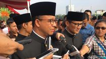 Harapan Anies di HUT ke-491 Jakarta