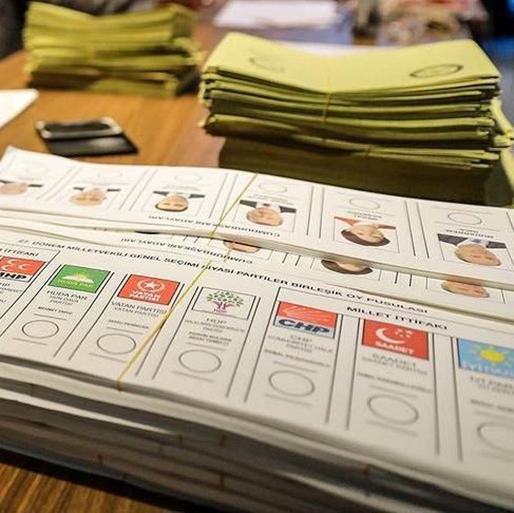 Turki Akan Gelar Pemilu 24 Juni, Erdogan Ditantang 5 Capres
