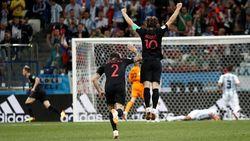 Hasil Pertandingan Piala Dunia 2018: Argentina vs Kroasia Skor 0-3