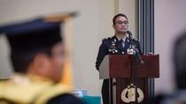 Kompol Ahrie Sonta, Polisi Pertama Peraih Gelar Doktor Ilmu Kepolisian