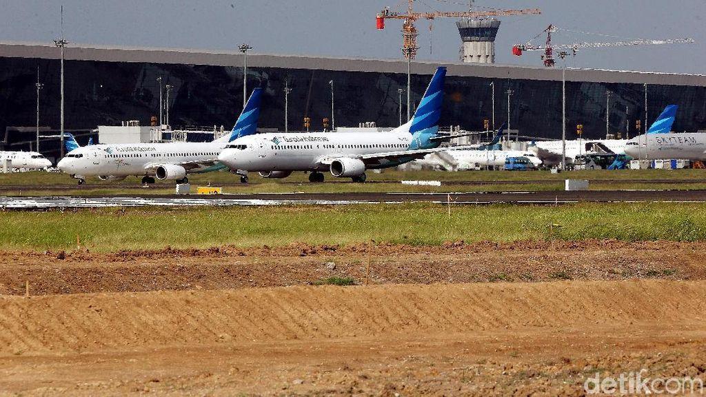AP II Bangun Terminal 4 Bandara Soetta 2021