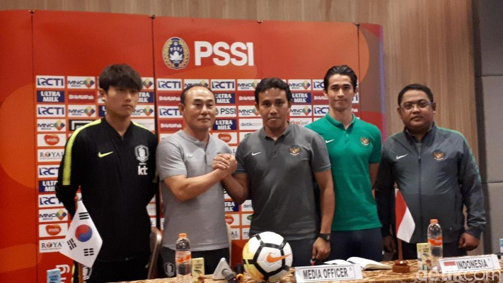 Alasan Khusus Korsel Antusias Uji Coba dengan Timnas U-23 Indonesia