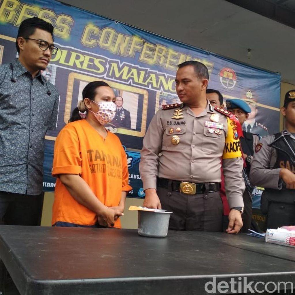 Psikiater akan Periksa Kejiwaan Ibu yang Bunuh Anak di Malang