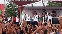 Menpora Ramaikan Kampanye Akbar Paslon 3 Pilbup Bojonegoro