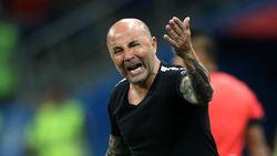 Sampaoli Tak Menyesali Kegagalan Argentina di Piala Dunia