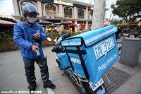 Musim Piala Dunia, Layanan Antar Makanan di China Kebanjiran Pesanan!