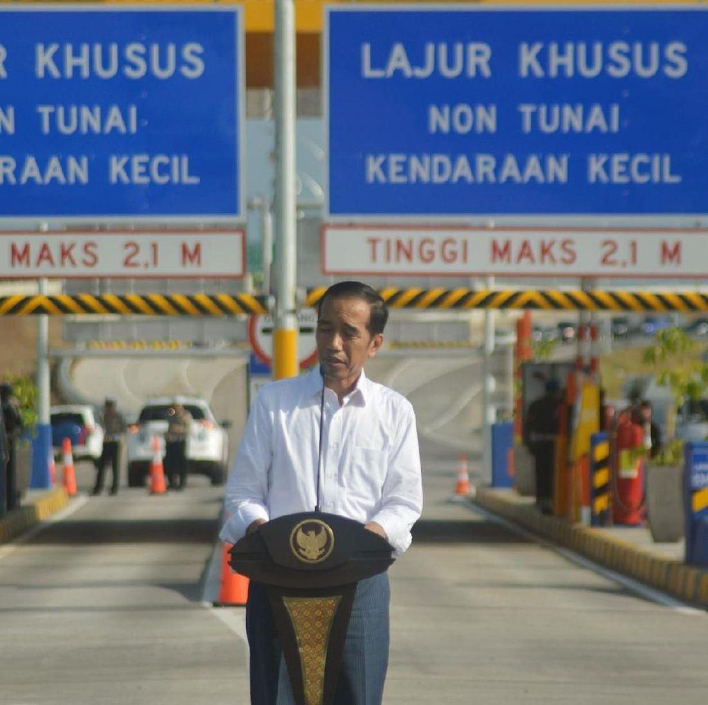 Video: Jokowi Resmikan Tol Gempol-Pasuruan Seksi II
