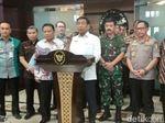Kapolri hingga Panglima Rapat Persiapan Pilkada dengan Wiranto