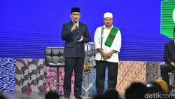 Ajak Nyoblos, Ridwan Kamil Bawa Lucinta Luna dan Ayu Tingting