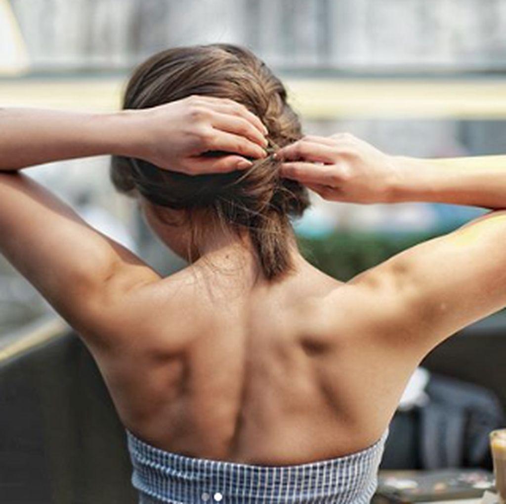 Deretan Mantan Baim Wong hingga Gisel Pamer Otot Punggung