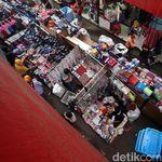 Pasca Lebaran, Pasar Kebayoran Lama Kembali Berdenyut
