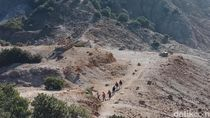 Foto: Gunung Papandayan yang Selalu Menggoda