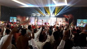 Keseruan Debat Final Pilgub Jatim 2018