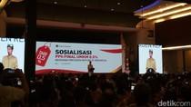 Pakai Baju Adat Bali, Jokowi Sosialisasi Tarif Pajak UMKM 0,5%
