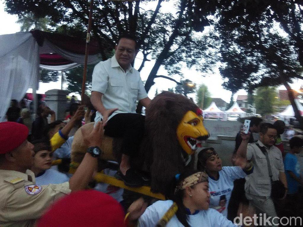 Final Debat Dihadiri Prabowo, Sudrajat Yakin Dulang Suara